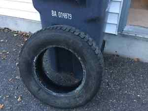 Set of 2 tires