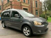 2013 Volkswagen Caddy Maxi Life 1.6 C20 LIFE TDI BLUEMOTION TECHNOLOGY 5DR MPV D