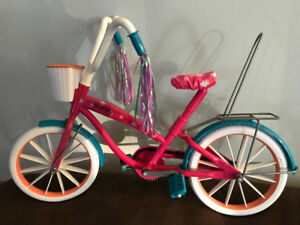 Journey Girl Doll-Sized Bicycle