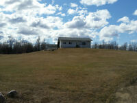 Barrhead acreage close to Thunder Lake