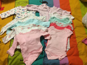 Baby Girl 0-3 month clothing