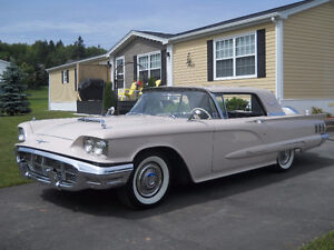 1960 Ford TBird Two Door Hardtop