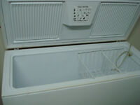 15 cu. ft. Kenmore freezer