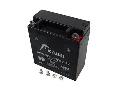 GEL-Batterie KAGE YB5L-B 5.5AH Piaggio Sfera 80 1 NS81T Baujahr 1991-1994
