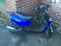 Keeway swan 50cc read the add