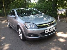 Vauxhall Astra 1.9CDTI 16V DESIGN 150PS (silver) 2008 CALL NOW AND LEAVE A DEPOSIT 0116 2149247