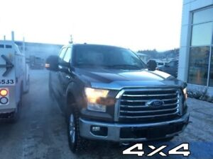 2015 Ford F-150 4X4-SUPERCREW XLT-157 WB  - $240.41 B/W
