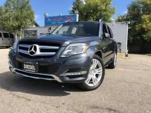 2014 Mercedes-Benz GLK-Class 4MATIC 4dr GLK250 BlueTec DIESEL NO