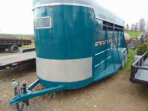 Used Horse Trailer 18 feet