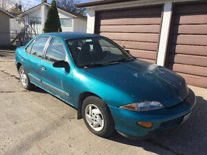 1998 Chevrolet Cavalier GREAT FOR PARTS