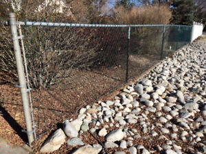 Chain Link Fencing - 49 ft.