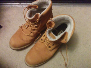 Timberlands Men's 9.5