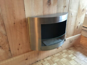 New Ethanol Fireplace (REAL FLAME! no connection, no chimney)