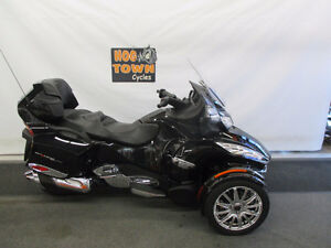 2015 Can-Am Spyder RT LImited SE6