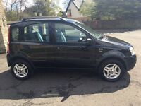 2008 FIAT PANDA 4x4 1.2 5 DOOR FSH EXCELLENT P/X welcome