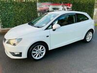 2012 SEAT Ibiza 1.6 TDI CR FR 3dr HATCHBACK Diesel Manual