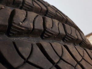 All Season 255 70 R18 Tires Set of 4 Cooper Discoverer CTS M+S
