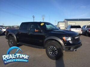 2012 Ford F-150 SVT Raptor  SVT RAPTOR CLEAN CAR PROOF