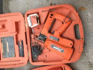 Passload finish nailer 16 gauge