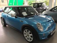 2003 Mini Mini 1.6 Cooper S, 8 service History 2 owner low miles 68k nice car