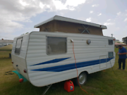 Poptop caravan with bunks Kingston Kingborough Area Preview