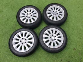 Mercedes-Benz x4 Vito/Viano/Vaneo wheels & tyres 16inch alloys - 205/5