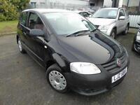 2007 Volkswagen Fox 1.2 - Black - Platinum Warranty!