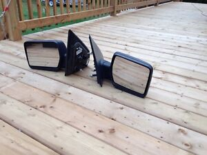 Factory Power F150 Mirrors 2004-2011