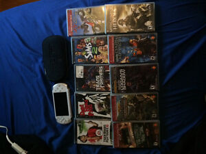 Mint condition!!!! Psp and games
