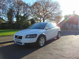 Magnificent 2009 Low Mileage Volvo C30 1.6D DRIVe S Stunning Condition