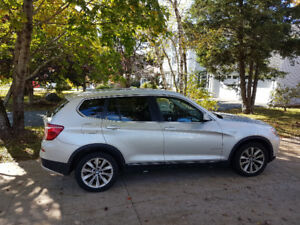 2011 BMW X3 Xdrive 35i - excellent condition