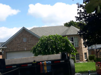 WIND DAMAGE!!ROOF REPAIR
