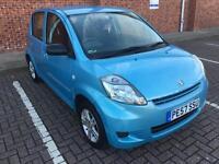 2007 57 Blue Daihatsu Sirion 1.0 S