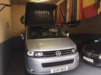 2010 10 Volkswagen Transporter 2.0TDi ( 140PS ) LWB T30 CAMPER SPORTLINE SPEC.