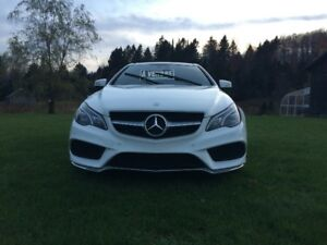 MERCEDES E 350 COUPE 4 MATIC ,FINANCEMENT POSSIBLE .