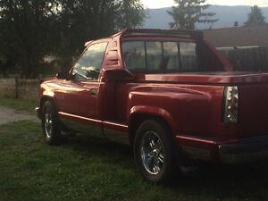 1990 Chevrolet Cheyenne Pickup Truck