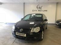 2008 VOLKSWAGEN POLO 1.2 Match 60 3dr
