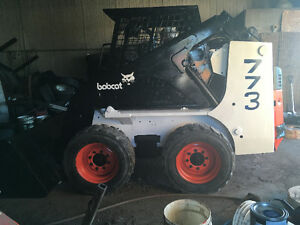 773 BOBCAT SKID STEER FOR SALE