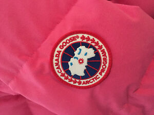 Canada Goose down online shop - Canada Goose Jacket Pink | Kijiji: Free Classifieds in Ontario ...