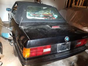 1991 BMW 3-Series 318ic Convertible