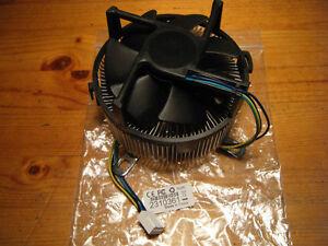 CPU Cooler Fan Heatsink