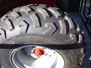 "WANTED USED 12"" ATV TIRES"