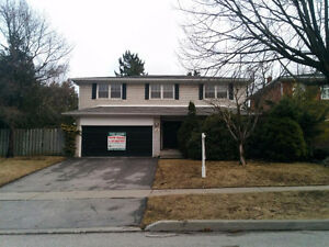 Full House for rent at 21 Clearcrest Ave Toronto Ontario.