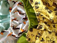 Cloth Diapers for Sale