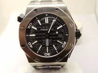 Audemars Piguet Royal Oak Offshore Diver Black - SOLD
