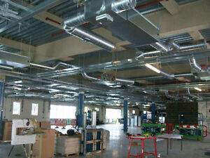 Residential and Commercial sheet metal / Duct work