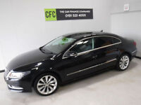 Volkswagen CC 2.0TDI 140 BMT DSG GT BUY FOR ONLY £199 A MONTH, FINANCE