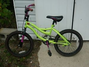 Girl bike / bicyclette pour fille