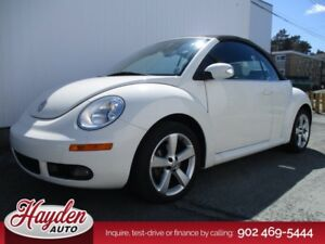 2007 Volkwagen Bettle Convertible