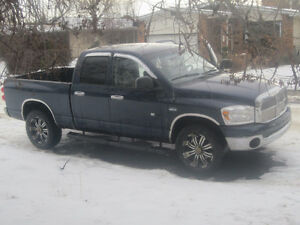2008 Dodge Power Ram 1500 hemi  Pickup Truck
